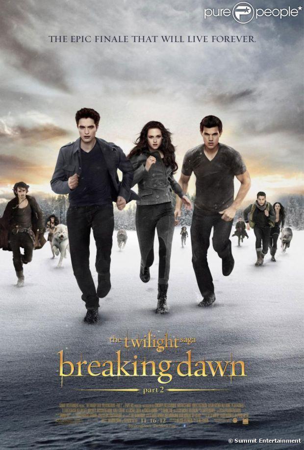 Twilight : Poster final révolutionnaire, la fin spectaculaire en marche
