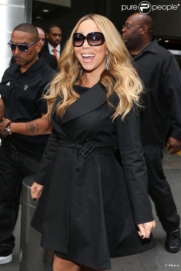 Nicki Minaj veut défoncer Mariah Carey dans American Idol, les insultes pleuvent