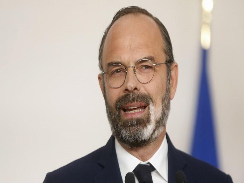 Le Premier ministre français Edouard Philippe a présenté sa démission à Emmanuel Macron, qui l'a acceptée (Élysée)