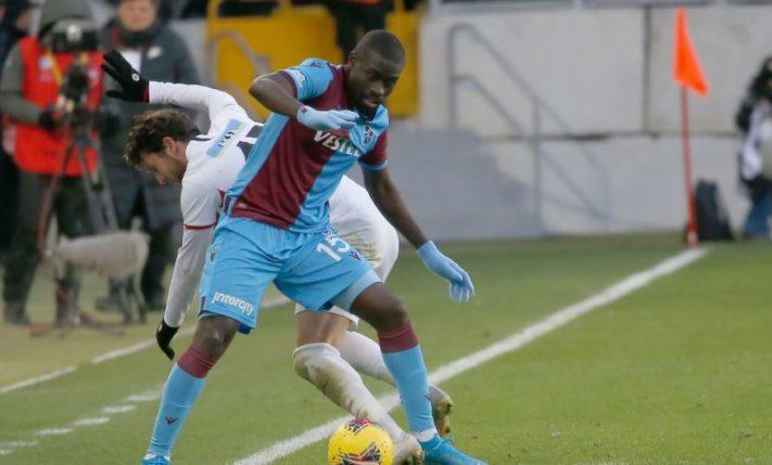 En fin de contrat prêt en Turquie le 26 juillet, Pape Alioune Ndiaye n'a aucune envie de retourner à Stoke City