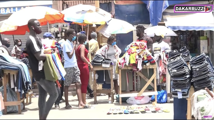 Marché Sandaga: le démolition reportée