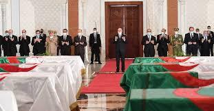 La France rend à l'Algérie les restes de 24 résistants tués lors de la colonisation