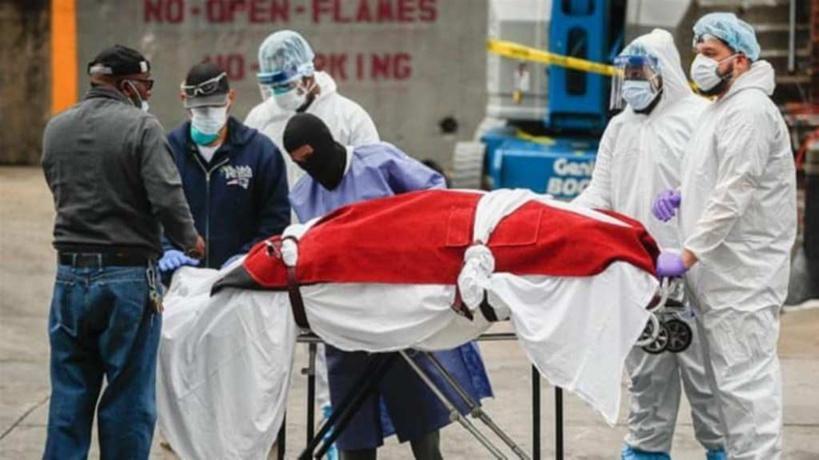Coronavirus dans le monde : 296 morts aux Etats-Unis et 602 au brésil en 24h