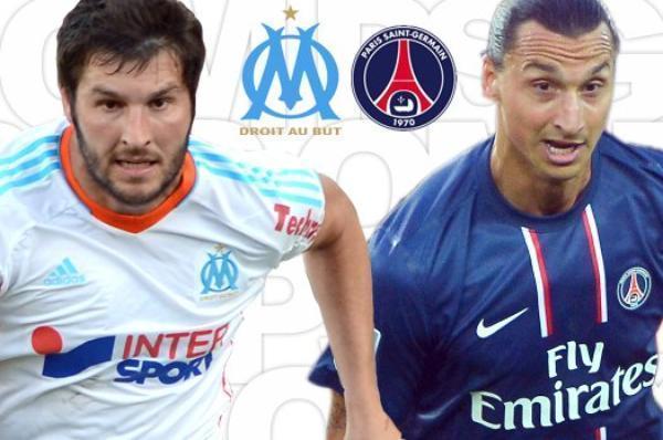 OM vs PSG ce dimanche: les compos probables