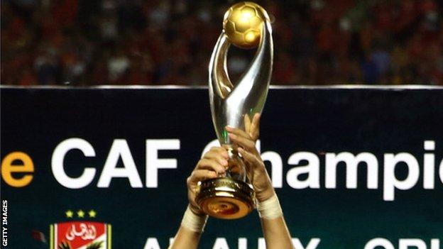 Les demi-finales de la Ligue des champions africaine se tiendront au Cameroun