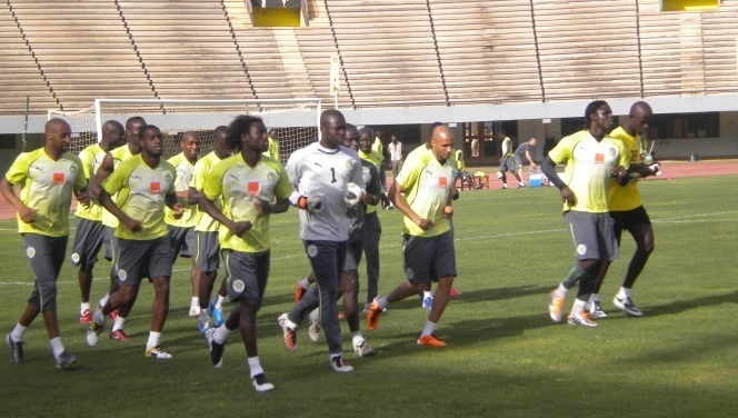 Sénégal vs Côte d'Ivoire : Koto et les lions au travail dès ce soir