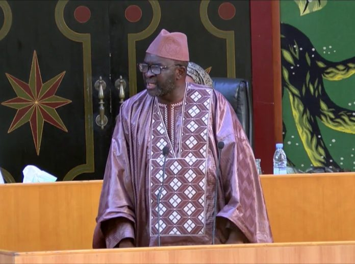 Moustapha Cissé Lo exclu du groupe parlementaire Benno Bokk Yakaar (BBY)
