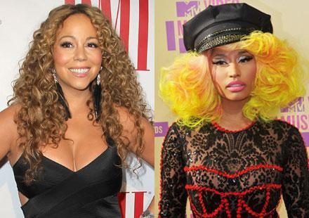 American Idol : selon les producteurs, tout va bien entre Mariah Carey et Nicki Minaj !