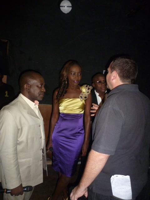 Sommet de la Francophonie : Coumba Gawlo à la soirée de gala