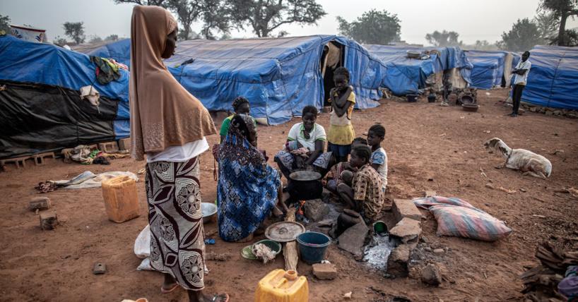 180 corps retrouvés dans des fosses communes au Burkina Faso (Human Right Watch)