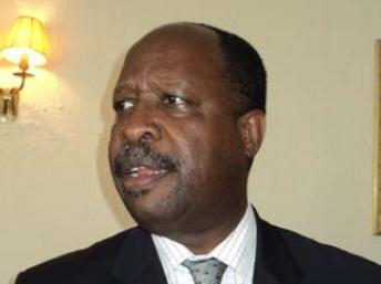 Leonardo Simao, médiateur de la SADC, dans la crise malgache.