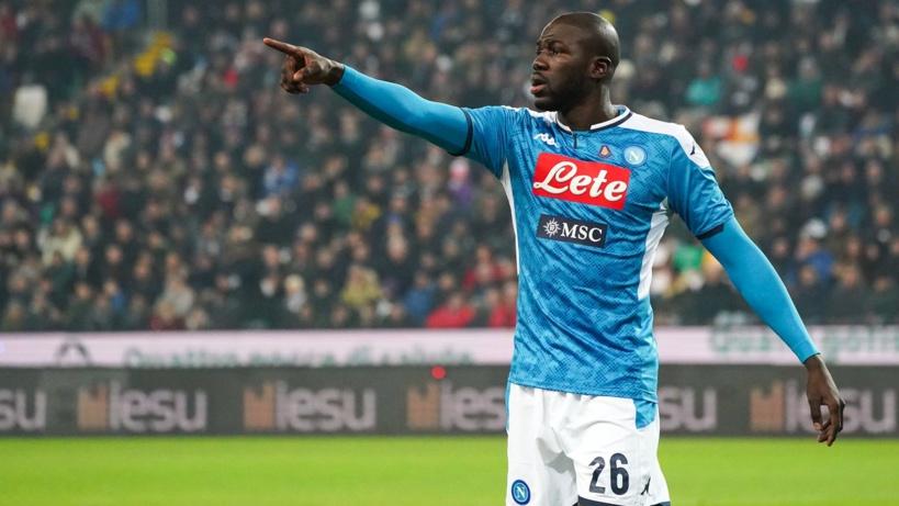 Newcastle revient à la charge pour recruter Kalidou Koulibaly