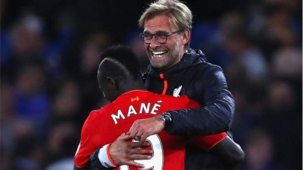 "Klopp: ""Sadio Mané a atteint un niveau incroyable"""