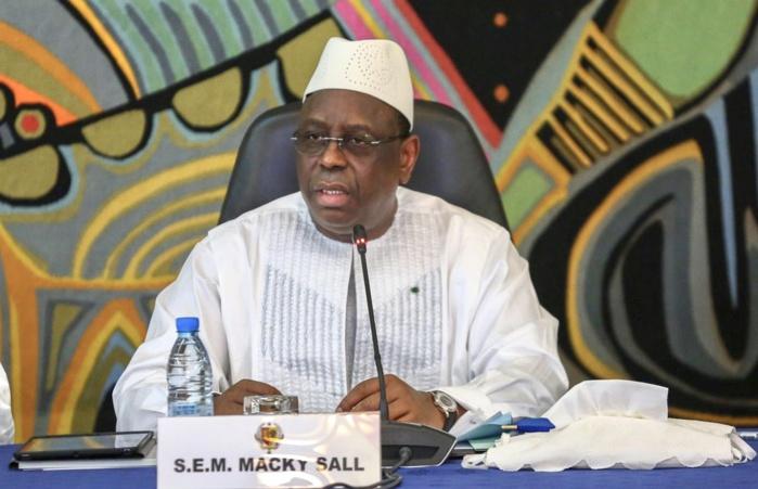 Décès d'Amadou Gon Coulibaly : les condoléances du président Macky Sall