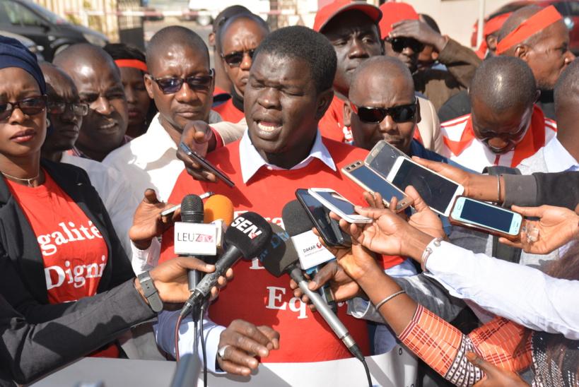 La presse privée interdite d'accès au Palais de justice de Dakar: le Synpics condamne et interpelle Me Malick Sall