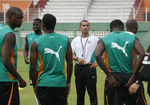 Sénégal vs Côte d'Ivoire : le groupe des Eléphants au complet