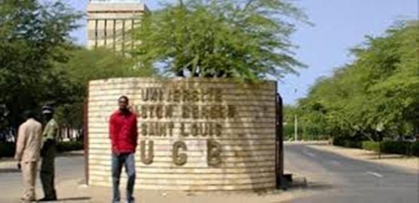 Les étudiants de l'UGB exigent la reprise immédiate des cours