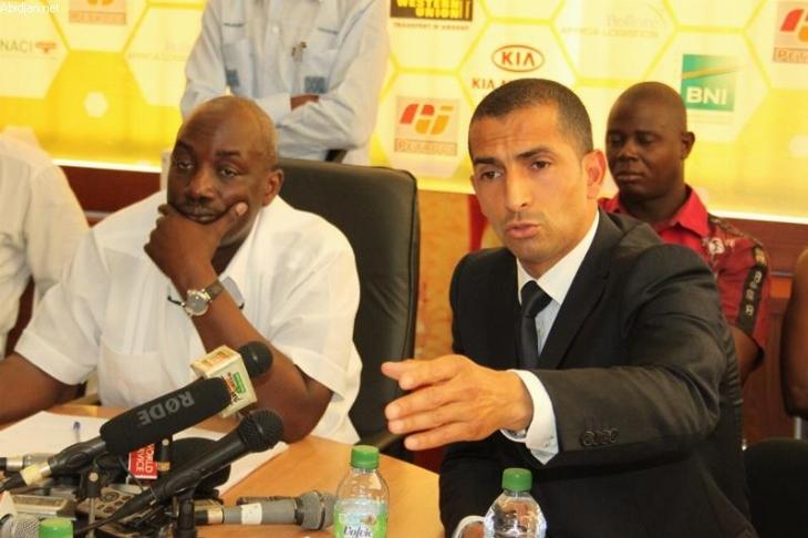 CAN 2013 – Les Eléphants à Dakar ce jeudi : Lamouchi, «Nous avons une carte à jouer. Je n'ai pas peur de ce match …»