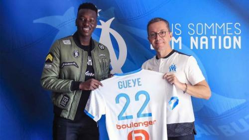 OM: les joueurs ont déjà trouvé un surnom à Pape Gueye