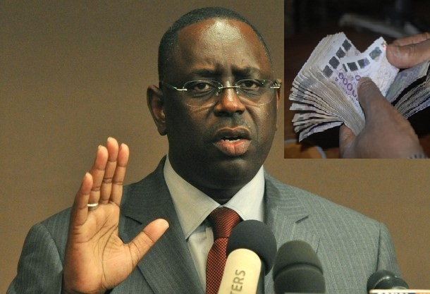 Sénégal – Budget 2013 : Macky Sall veut 2.453 milliards Cfa