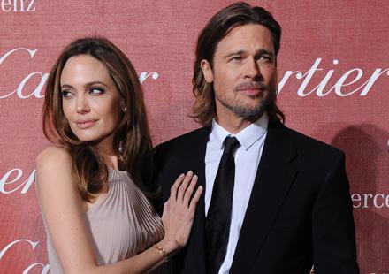 Angelina Jolie plus vraiment excitée par son mariage