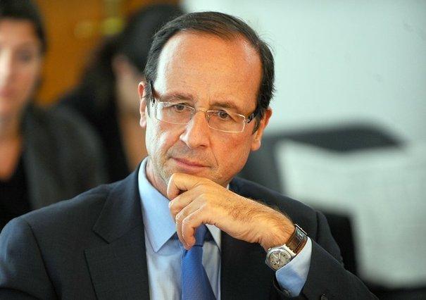 Comment Hollande a préparé son discours de Dakar