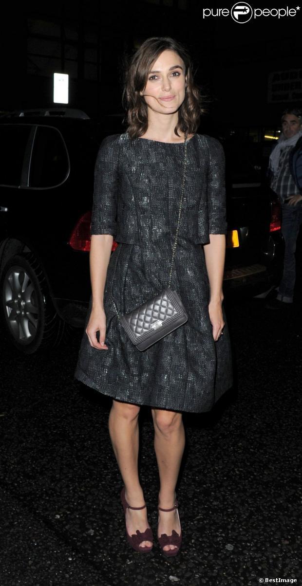 Keira Knightley et Chloë Moretz : Ravissantes pour admirer l'art selon Chanel