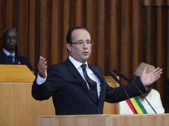 Discours de François Hollande : La diaspora sénégalaise peu satisfaite (Paris – France)