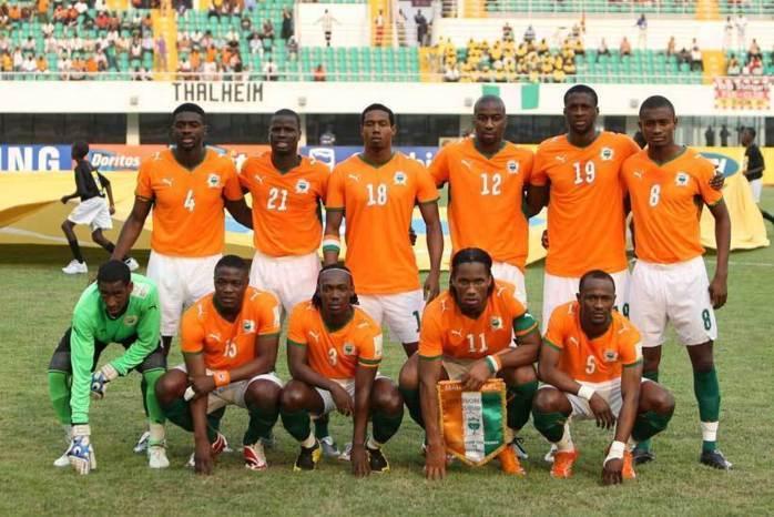 Direct Sénégal vs Côte d'Ivoire : Le 11 de départ des Eléphants