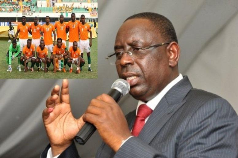 Incidents au Stade LSS de Dakar : Les excuses de Macky Sall à la Côte d'Ivoire et …