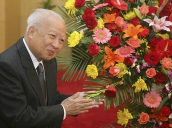 Le Cambodge en deuil du père de l'indépendance, Norodom Sihanouk