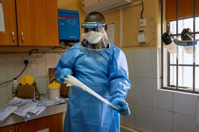 Sud-Soudan: Des médecins démissionnent après avoir contracté le coronavirus