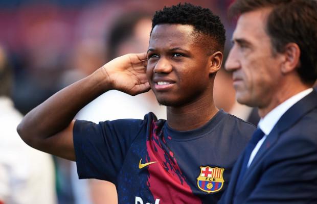 Barça : dilemme pour la fin de saison d'Ansu Fati