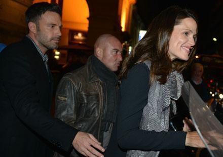 Ben Affleck et Jennifer Garner : enfin en amoureux au resto à Paris !