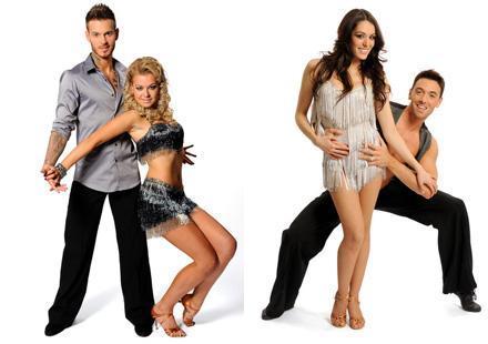 Matt Pokora et Sofia Essaïdi : de retour sur le plateau de Danse avec les stars !