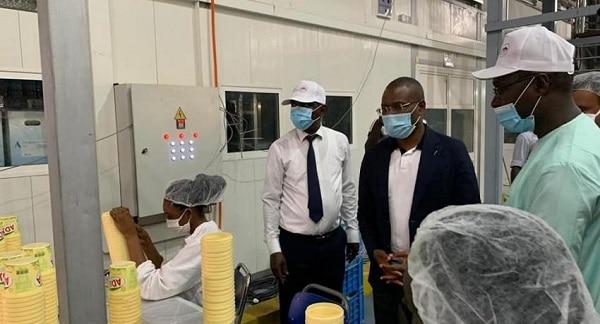 Séduit par la Zone Economique Spéciale de Sandiara (ZES), le ministre Amadou Hott invite le privé national à y investir
