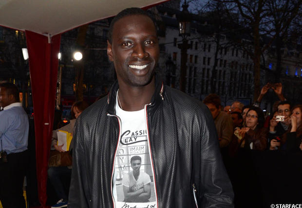 People.  Omar Sy cherche la paix à Hollywood