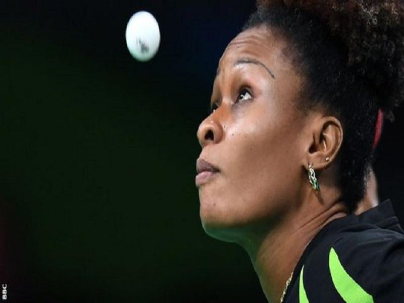 """La grande joueuse de tennis de table nigérian Oshonaike : """"J'ai été abusée physiquement et sexuellement"""""""