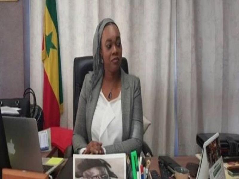 Le Consul général du Sénégal à Milan, Rokhaya Ba, virée