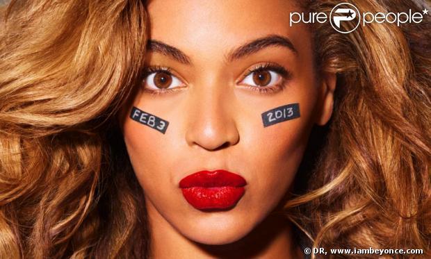 Beyoncé au Super Bowl XLVII : Compte à rebours lancé avec une photo très sport