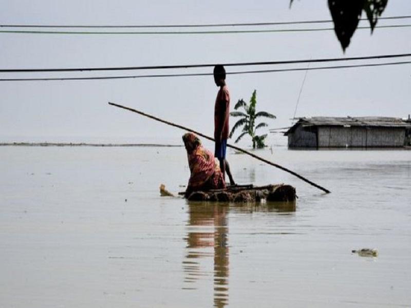 Assam : Cinquante morts et deux millions de personnes touchées par les inondations de la mousson indienne