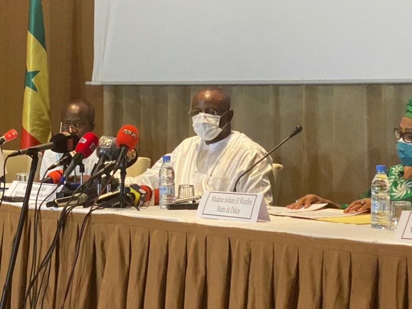 Report des JOJ de Dakar en 2026: les explications du ministre des Sports Matar Ba