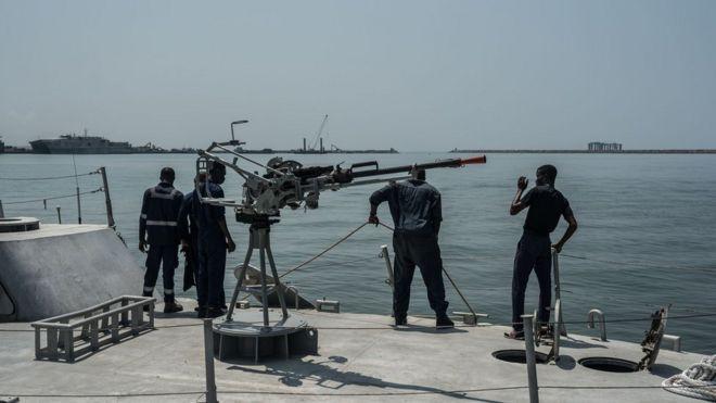 La côte ouest-africaine devient une zone d'insécurité