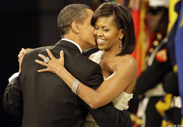 Michelle Obama : La magnifique déclaration d'amour à son mari Barack
