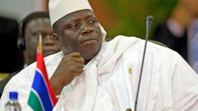 Les États-Unis s'apprêtent à saisir le manoir de 3,5 millions de dollars de Yahya Jammeh