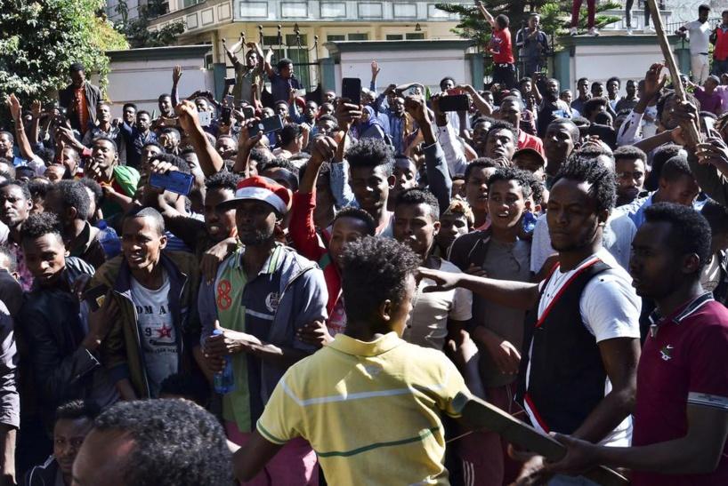 Éthiopie: plus de 5 000 détenus liés aux émeutes du 29 juin, selon Amnesty