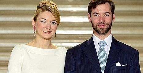 Mariage prince Guillaume – Stéphanie de Lannoy : Ils se sont mariés civilement