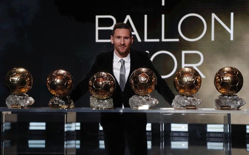 Urgent- ll n'y aura pas de Ballon d'Or France Football en 2020 ! Messi conserve son titre