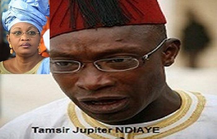 Soutien: Aida Mbodj chez Tamsir Jupiter Ndiaye