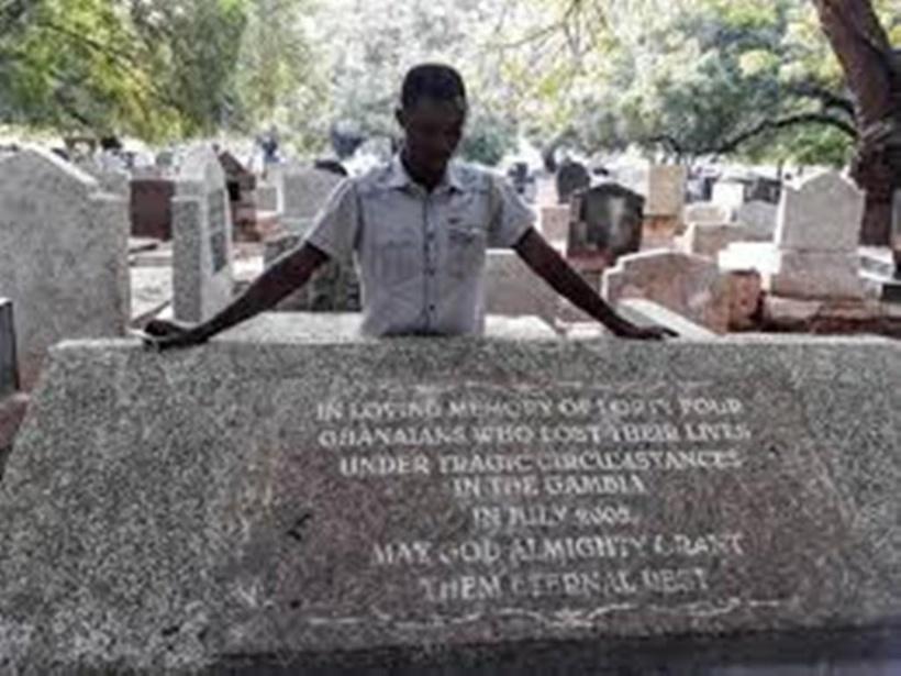 Massacre de migrants en Gambie en 2005: des ONG demandent une enquête internationale